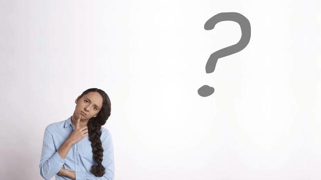 Pregunta e interrogación sobre finanzas personales (Imagen: pixabay)