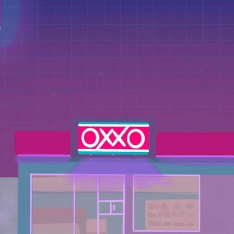 Tienda Oxxo (Imagen: Twitter @gatodeladuquesa)