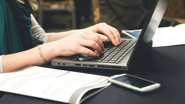 Trabajo desde casa (Imagen: pixabay)