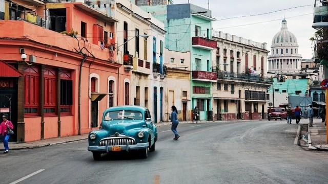Turismo en Cuba (Imagen: pixabay)