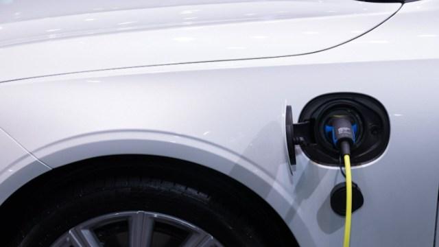 Batería de autos eléctricos (Imagen: pexels)