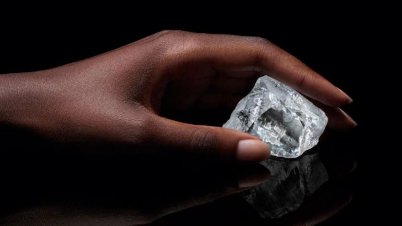 """Louis Vuitton compra diamante """"Sethunya"""" (Imagen: Louis Vuitton)"""