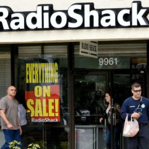 Tiendas de RadioShack (Imagen: Twitter @Chapter11Cases)