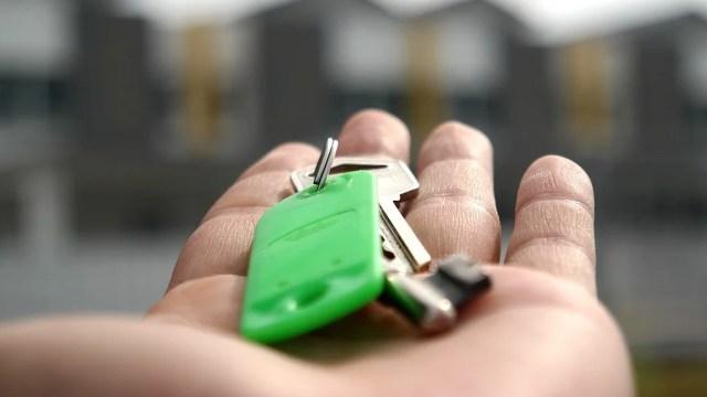 Llave de casa tras comprarla (Imagen: Pixabay)