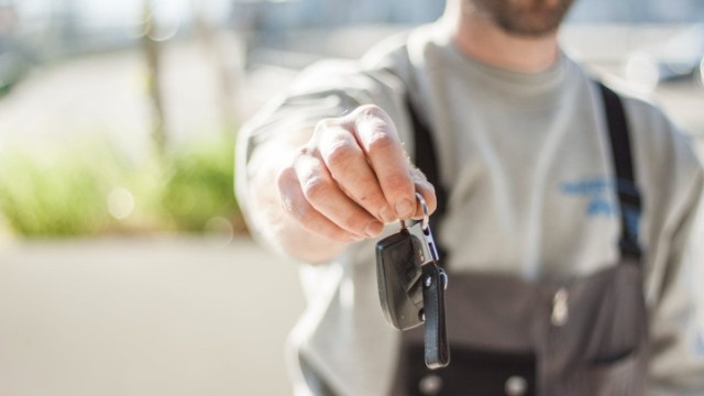 Llaves del coche para el comprador (Imagen: Pexels)