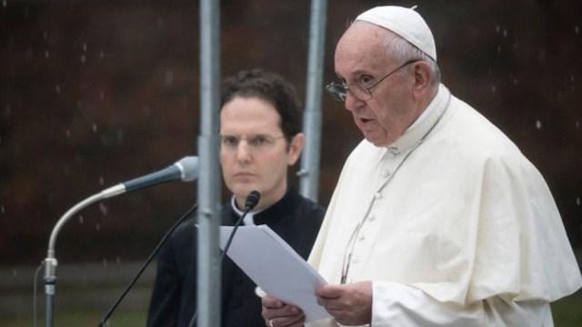 El papa Francisco (Imagen: Twitter @RichRaho)