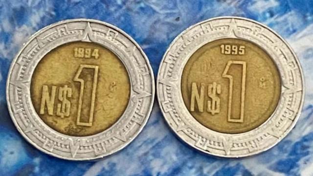 Moneda de 1 peso se vende en hasta 25 mil pesos