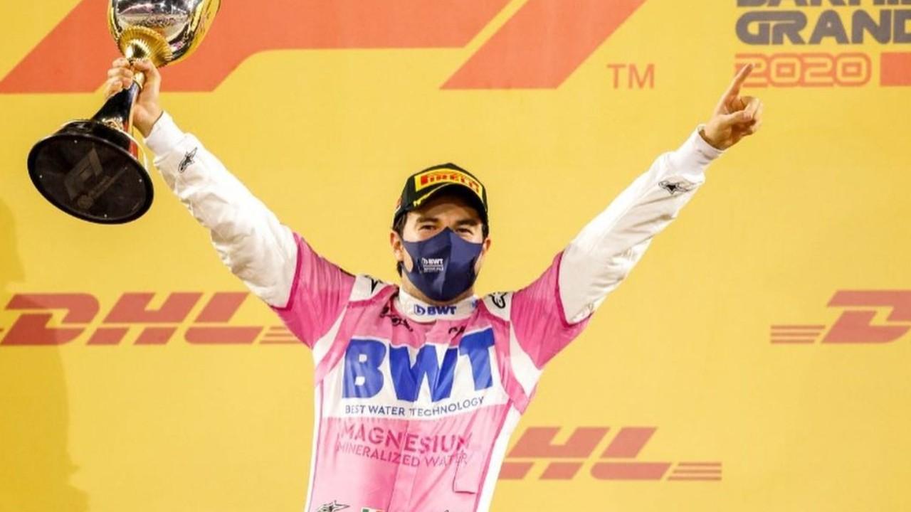 Revelan detalles del contrato de Checo Pérez con Red Bull