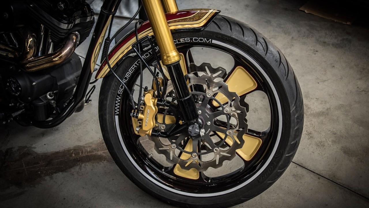 Comprar llantas a motocicleta (Imagen: pixabay)