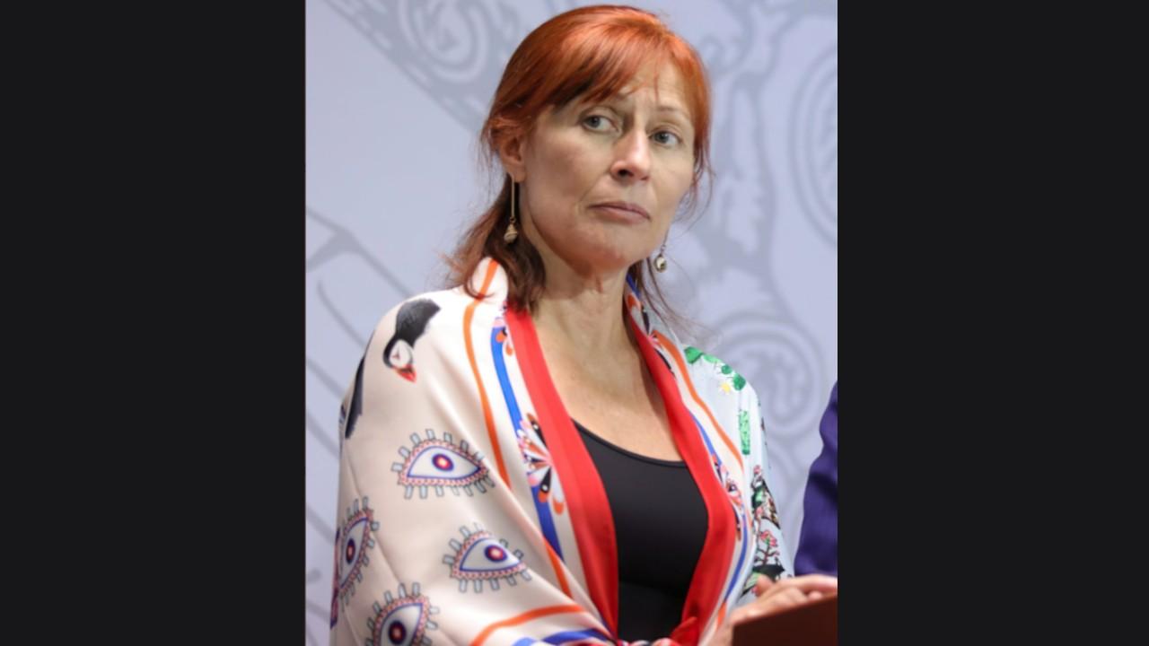 Tatiana Clouthier es propuesta como nueva secretaria de economía, anuncia AMLO (Imagen: Twitter @MarioBravoSoria)