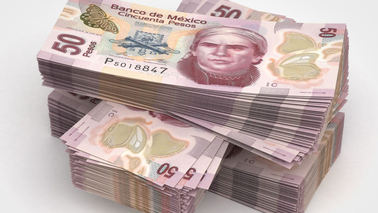billete cincuenta pesos