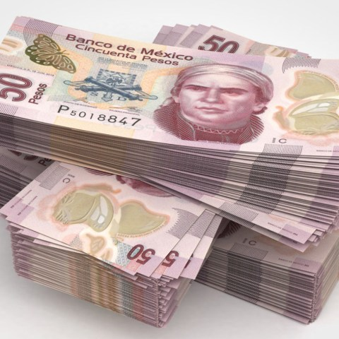 billete cincuenta pesos