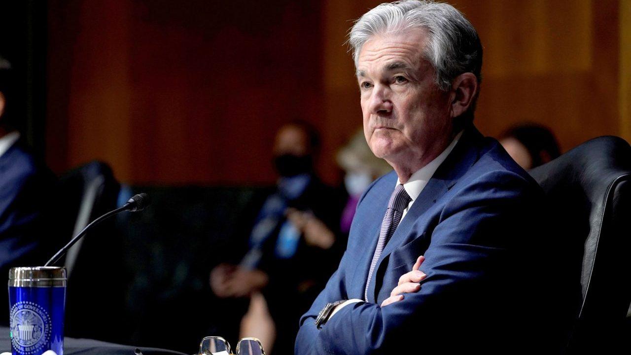 Economía estadounidense, lejos de recuperarse: Jerome Powell