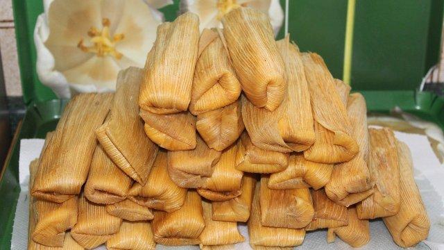 Consumo de tamales en México creció 15% en 2020