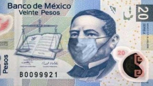 Banxico señala que esto hace que los billetes pierdan su valor
