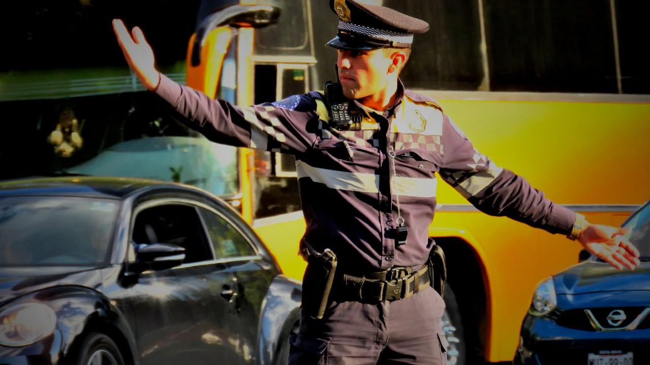 Conoce aquí a los policías autorizados para infraccionar en la CDMX