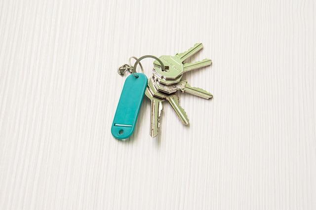 Hay muchas posibilidades para obtener las llaves de tu casa