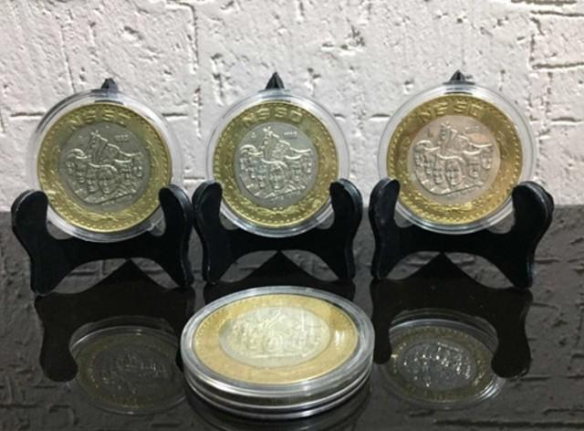 Venta de Moneda de 50 pesos