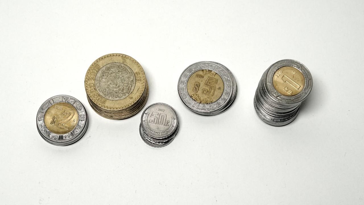 Venta de monedas mexicanas por internet