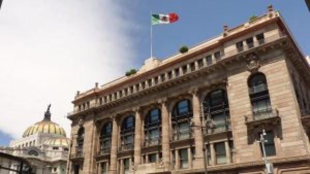 Economía de México, Banxico