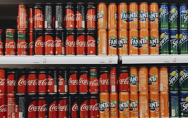 Consumo de refresco