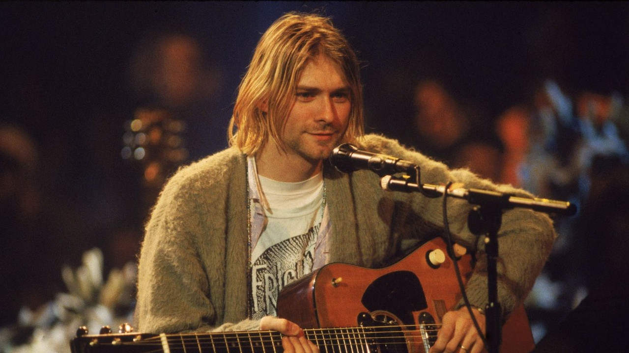 ¿A cuánto ascendía la fortuna de Kurt Cobain al morir?