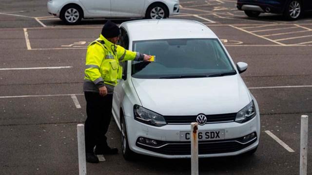 Verificar multas en autos