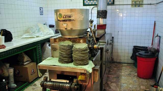Precio de tortilla subió 6.15% en marzo