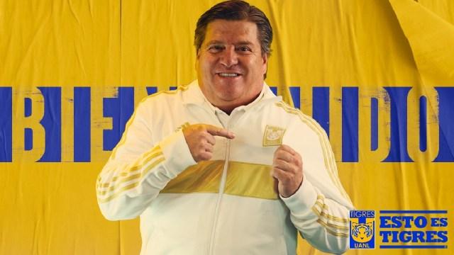 Cuánto ganará Miguel Piojo Herrera en Tigres