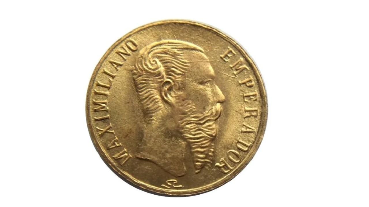 Esta moneda de oro se vende en más de 4 mil pesos