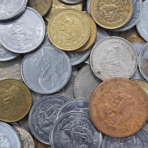 Estas tres monedas antiguas se pueden encontrar en línea a precios muy elevados