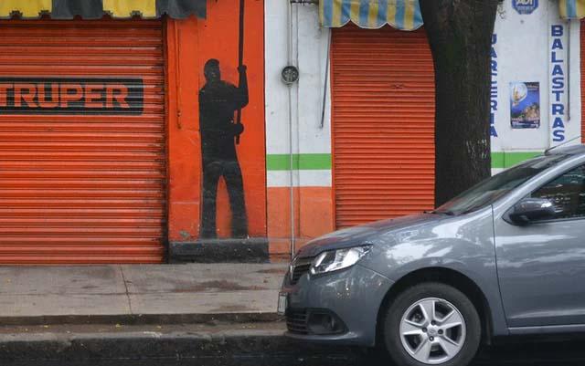 Autos robados en Mexico