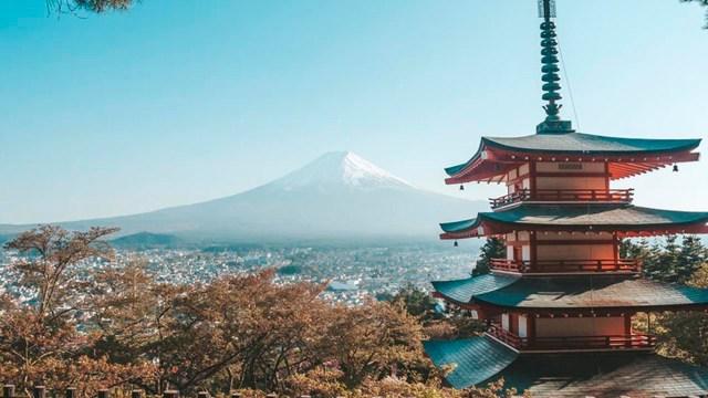Estudia en Japón
