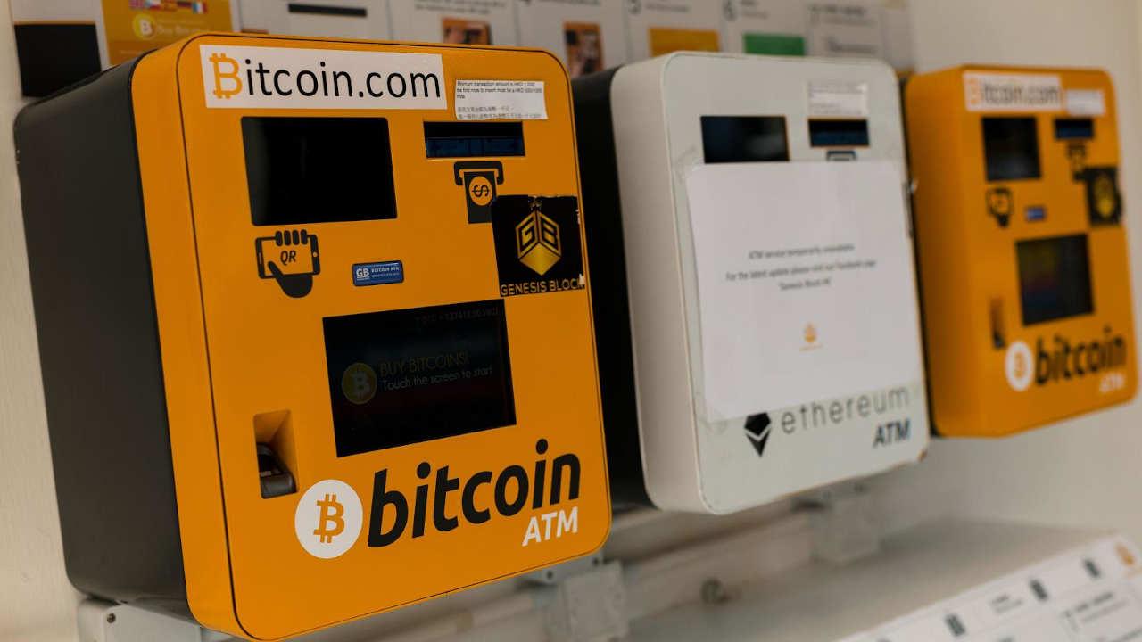 ¿Donde hay cajeros automáticos de Bitcoin en México?