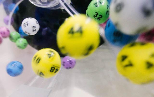 Impuestos por ganar lotería
