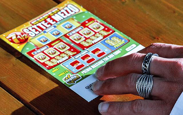 Pagar impuestos loteria