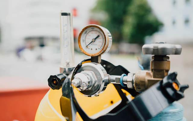 Usar gas en autos