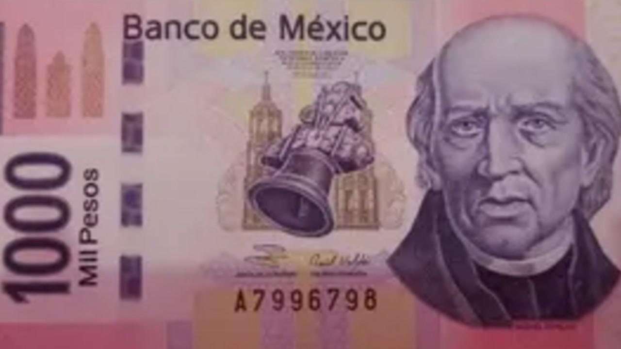 Estos billetes de mil pesos se venden en hasta 13 mil pesos