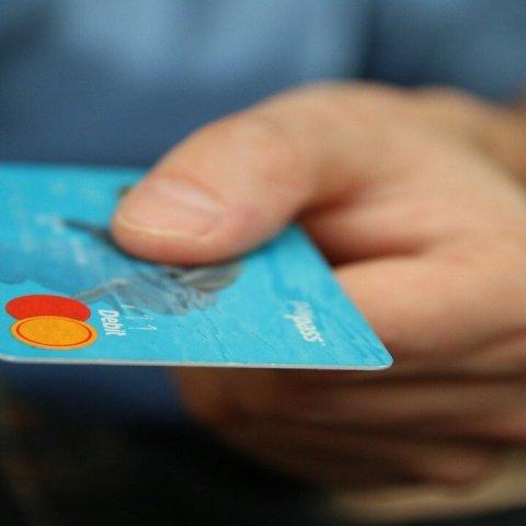 qué no hacer con la tarjeta de crédito