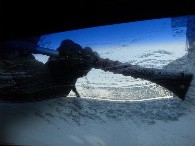 Los autos de gasolina pueden circular sin problema en climas fríos