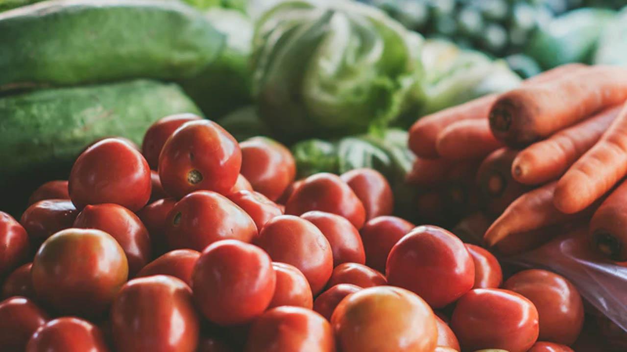 Precio de verduras de temporada