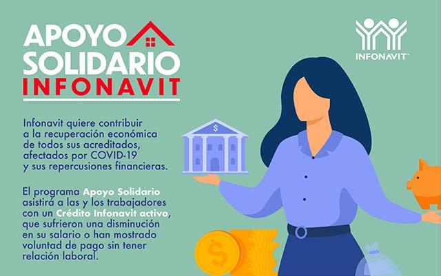 Apoyo del Infonavit