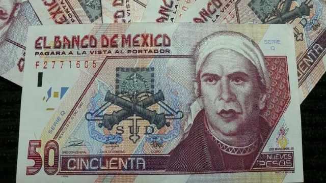 Esta es la familia de billetes y monedas que saldrán de circulación próximamente