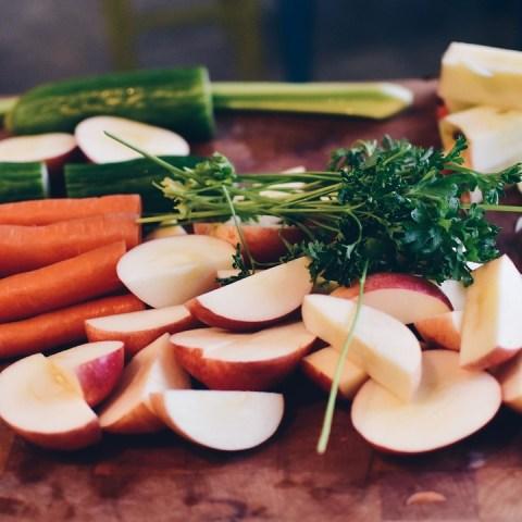 frutas y verduras más baratas de la temporada