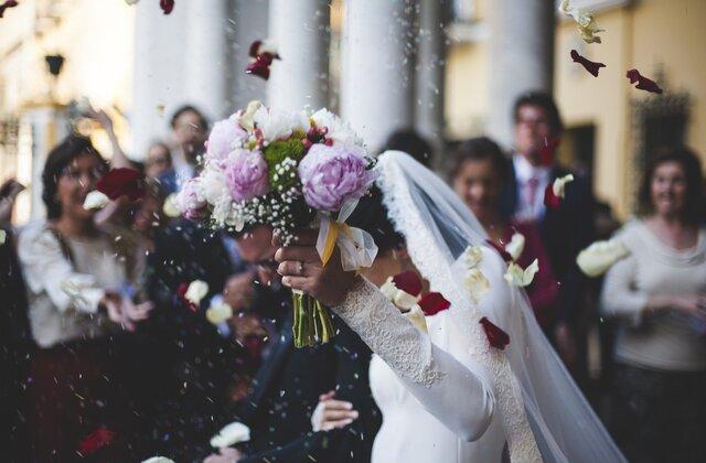 cuánto cuesta hacer una boda