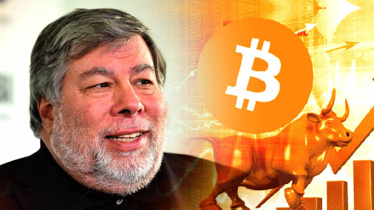 Steve Wozniak, cofundador de Apple: Bitcoin es mejor inversión que el oro