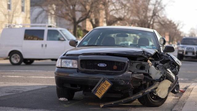 Chocar auto sin seguro