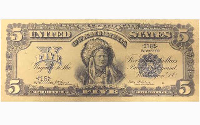 cotización dólar antiguo entre los coleccionistas