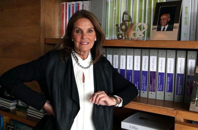 Empresaria mexicana que crea espacios públicos