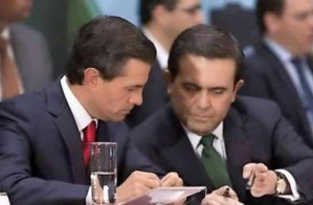 Vinculan a proceso a Ildefonso Guajardo por enriquecimiento ilícito